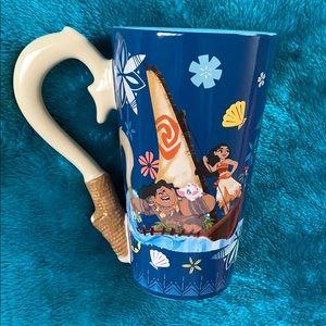 Moana Maui Hei Hei Pua Disney Mug